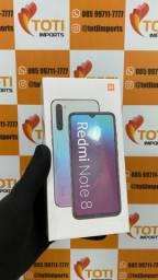Xiaomi Redmi Note 8 - 128Gb - Azul - Lacrado
