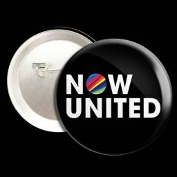 Buttons alfinete Now United 4,5 cm