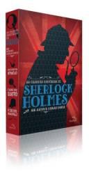 Box (lacrado) Sherlock Holmes