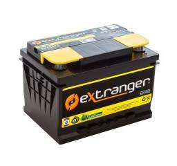 Bateria extranger 110ah  300 reais