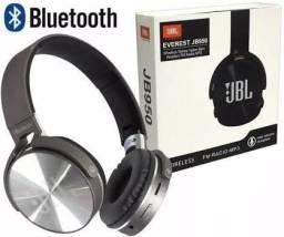 Fone de ouvido sem fio JBL Everest JB950 preto ( aceitamos cartão)