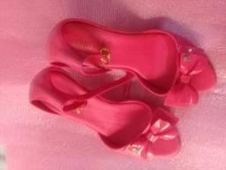 Melissa pink 38