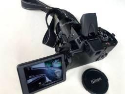 Câmera Nikon Coopix P520