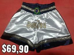 Shorts Muay thai semi novo