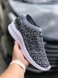 Tênis Adidas Elastico Novo