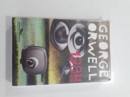 Livro novo George Orwel 1984