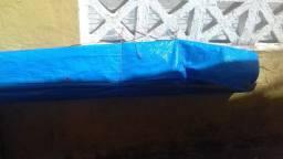Lona azul