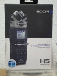 Gravador de som Zoom H5