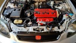 Honda Civic LX EX 98 automático