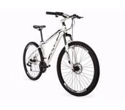 2 Bike esportiva Branca Aro 29