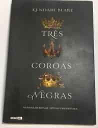 """Livro: """"As três coroas"""""""