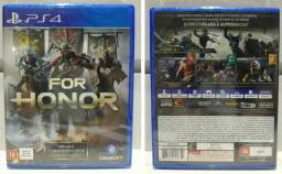 For Honor: Limited Edition - Day One - PS4 | Novo / Lacrado