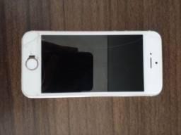 Iphone 5s e mais 180 reais em outro celular