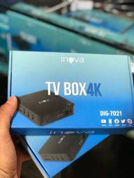 Tv box Inova. Transforme sua tv comum em Smartv