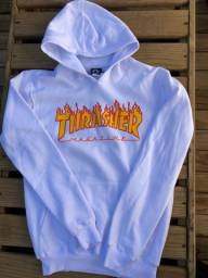 Moletom thrasher original novo