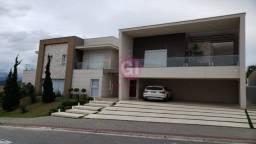 PR- Vendo Casa Alto Padrão 563m² - Condomínio Residencial Jaguary - SJC