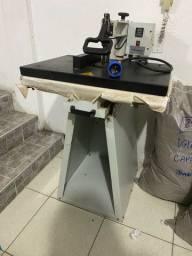 Prensa Sublimatica MetalNox Semiautomática