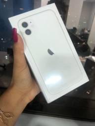 iPhone 11 128GB branco ( 1 ano de garantia apple)