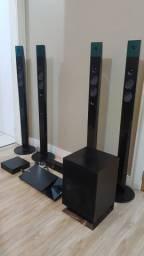 Home Theater Sony BDV-N9100W - Caixas Traseiras Wireless!!
