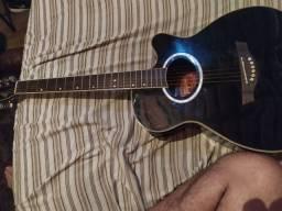 Vendo violão Tagima elétrico com afinador embutido