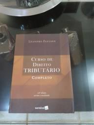 Curso de Direito Tributário- completo 10° edição
