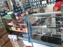 Mercadoria e equipamentos
