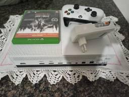Xbox one S 500gb semi-novo