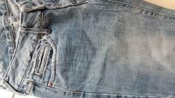 Calca jeans feminina Zoomp tam 37