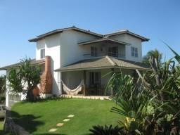 Casa de Praia de 6 Quartos Beira Mar, Condomínio Águas de Sauipe em Porto de Sauipe, Bahia