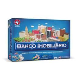 +++ Novo +++ Jogo Banco Imobiliário - Brinquedos Estrela