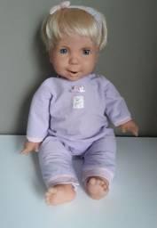 Boneca Miracle Baby original