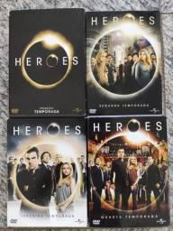 Heroes (temporadas 1-4)