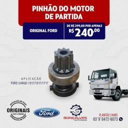 PINHÃO DO MOTOR DE PARTIDA ORIGINAL FORD