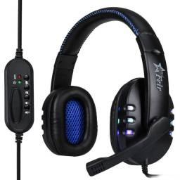 Fone de ouvido gamer feir USB fr-215 - Plenus Informática - Consulte as cores disponíveis