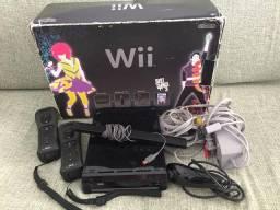 Wii video game promoção