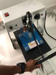 máquina de estampa/sublimação
