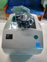 Impressora Térmica de Etiquetas Zebra GC420T (Entrego)
