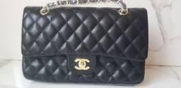 Bolsa Chanel Classic Flap Lambskin