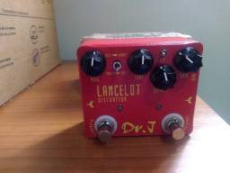 Pedal Guitarra Joyo Lancelot Distortion Dr J Boutique Series