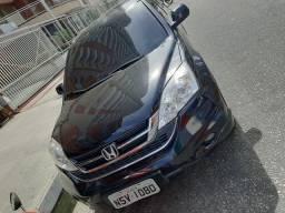 Honda crv exl 2.0 aut 2010 completa de tudo quitada licenciada