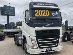 Volvo FH 540 6x4 ano 2020