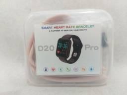 Smartwhatch d20 com garantia