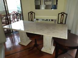 Mesa de Jantar mármore
