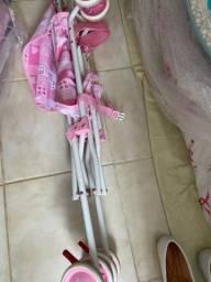 Carrinho guarda-chuva