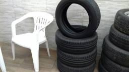 Jogo de pneus  pirelli p7 aro 15