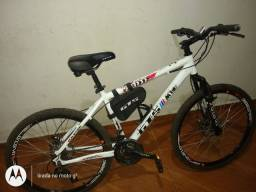 Bicicleta aro 26, freio a disco regulado , 21 marchas bike
