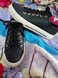 Sapato moleca novo