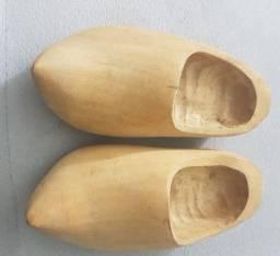 Tamanco de madeira holandês