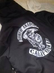 Casaco Sons of anarchy. **Tamanho: M