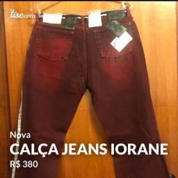 Calça jeans iorane